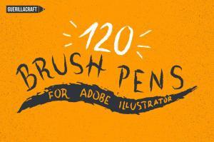 120-brush-pens-for-adobe-illustrator-2