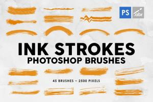45-ink-strokes-photoshop-stamp-brushes-1