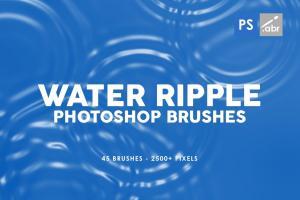 45-water-ripple-photoshop-brushes-1
