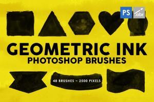 48-geometric-ink-photoshop-stamp-brushes-4