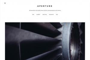 aperture-single-column-theme