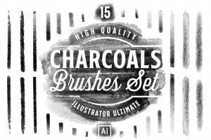 charcoals-brushes-set-for-adobe-illustator