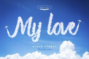 cloud-text-photoshop-action-2