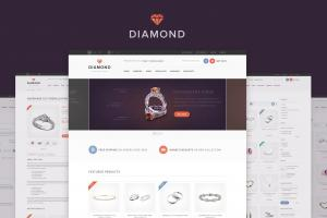 diamond-responsive-magento-theme