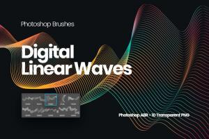 digital-linear-waves-photoshop-brushes-3