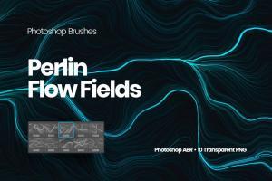 digital-perlin-flow-fields-photoshop-brushes-1