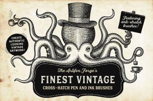 finest-vintage-illustrator-brushes-2