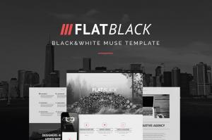 flatblack-one-page-muse-template-for-creatives
