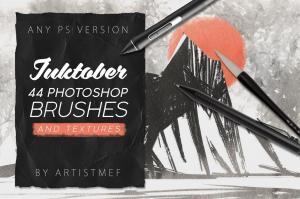 inktober-2019-photoshop-brushes-4