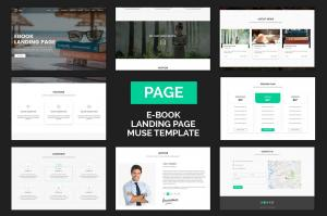page-ebook-landing-page-muse-template