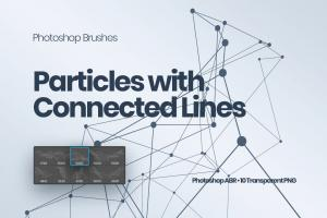 particles-with-connected-lines-photoshop-brushes-4