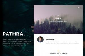 pathra-tumblr-theme