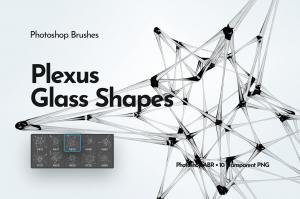 plexus-glass-shapes-photoshop-brushes-1