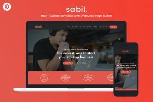sabil-multipurpose-unbounce-landing-page-template