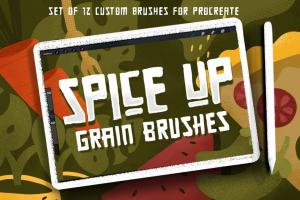 spice-up-grain-brushes-for-procreate-1