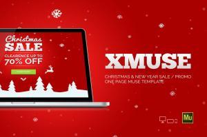 xmuse-christmas-sale-promo-muse-template