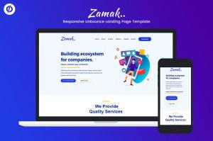 zamak-responsive-unbounce-landing-page-template